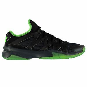 Under Armour Charged Phenom 2 Running Shoes Mens GryBlk Sport Trainers Sneakers