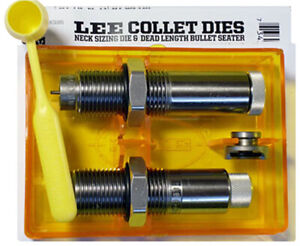 LEE 90772 COLLET RIFLE DIE SET WSHELLHOLDER 300 AAC BLACKOUTWHISPER (7.62X35MM