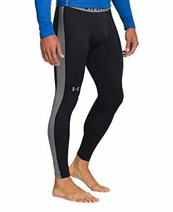 Under Armour Men's UA ColdGear Infrared Baselayer Leggings XX-Large Black