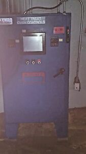 15- Zone high Heat Treat Industrial oven up to 1800 degrees F