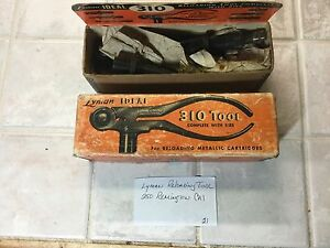 LymanIdeal Reloading Tool ( Boxed 257 Roberts Cal.)