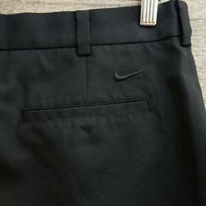NIKE Golf Mens Golf Shorts Dri-Fit  Black  Size 33