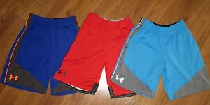 Lot 3 Pair Boy's UNDER ARMOUR Flare ll 9