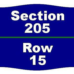 4 Tickets Maroon 5 6418 L.A. Forum