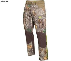 NWT MENS UNDER ARMOUR REALTREE AP XTRA BROWN CAMOUFLAGE SCENT CONTROL PANTS 3XL