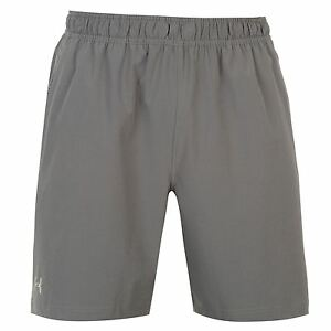 Under Armour Storm Vortex Shorts Mens Charcoal Gym Fitness Lifestyle Sportswear