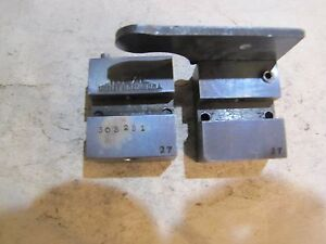 Ideal 311291 Double Cavity RN Bullet Mold Lead Bullet Casting Mould wTop Punch
