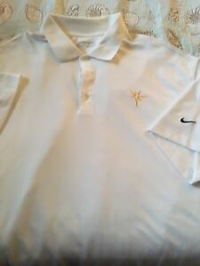 Men's SS Tampa Bay Rays Nike Dry Fit Golf Shirt Size 3XL
