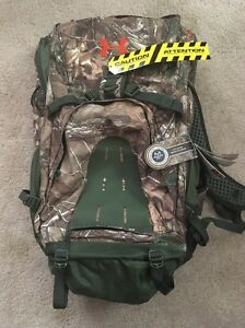 Under Armour Ridge Reaper Backpack 2800 cu in Realtree Xtra Dynamite 1231277-946