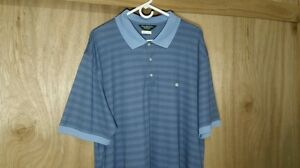Brooks Brothers country club pro sport men's polo shirt size 2XL