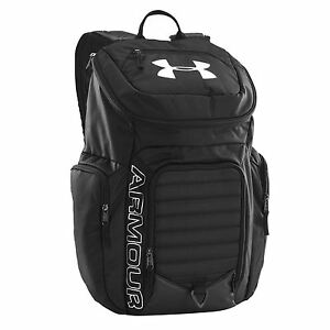 Under Armour Undeniable Backpack BlackGrey Sports Bag Gymbag Rucksack