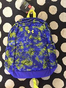 Girls Under Armour Storm Favorite Backpack Purple New