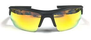 Under Armour Ignitor 2.0 Orange Multiflection Sport Sunglasses 100% UV Protectio