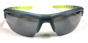 Under Armour Ignitor 2.0 Sport Sunglasses Satin Crystal Grey  100% UV Protection