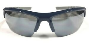 Under Armour ignitor 2.0 Sport Sunglasses Blue Grey100% UVA UVB UVC Protection $71.97