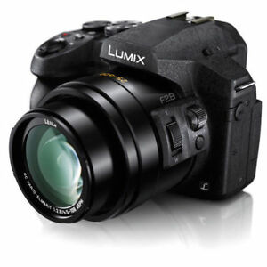 Panasonic LUMIX DMC-FZ300 4K Digital Camera NEW!