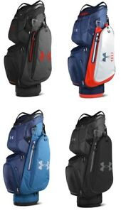 UNDER ARMOUR UA STORM ARMADA CART GOLF BAG NEW - PICK A COLOR - 2018