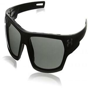 Under Armour Men's Battlewrap Ballistic 8630081-010100 Sunglasses Satin