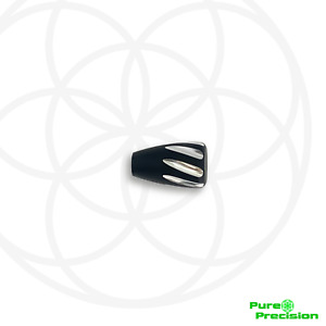 Spiral Fluted Slim Tactical Bolt Knob (Colors available) 5/16-24 threads