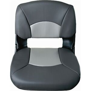 TEMPRESS ALL WEATHER SEAT CHARCOAL/GRAY