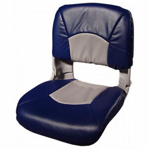 TEMPRESS ALL WEATHER SEAT BLUE/GRAY