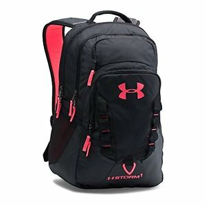 Under Armour Storm Recruit Backpack BlackPink One Size