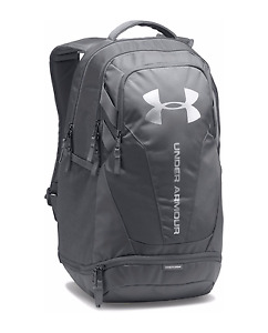 Under Armour Hustle 3.0 Backpack (GRAPHITE) - 1294720 040