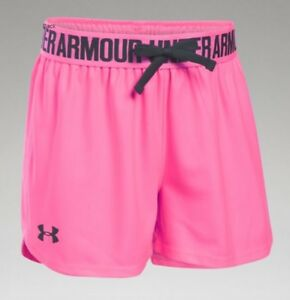 Girl's Under Armour Play Up Shorts - 1291718
