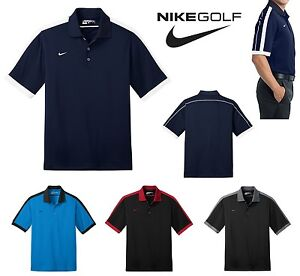 MEN'S NIKE MODERN CLASSIC DRI FIT SHORT SLEEVE LIGHTWEIGHT POLO SHIRT XS-4XL