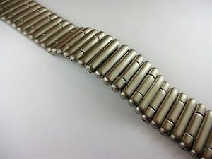 AUTHENTIC BREITLING BULLET STAINLESS STEEL WATCH BAND 20MM