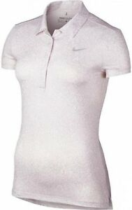 BNWT Womens (M) ~ Nike Golf Dri-Fit Polo Shirt  Tee Top Ladies  802992-530