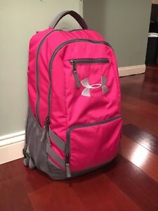 Under Armour Storm Hustle II Tropical Pink Backpack