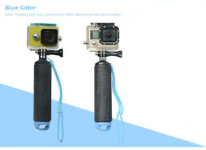 Floating Handle Grip Mount Accessory BlackBlue For GoPro Hero 2 3 3+ 4 5 Camera