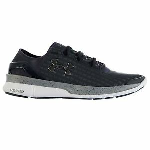 Under Armour Speedform Turbulence Running Shoes Mens GryGry Trainers Sneakers