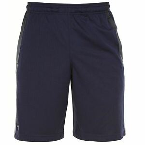 Under Armour Tech Mesh Shorts Mens Navy Gym Fitness Lifestyle Sportswear