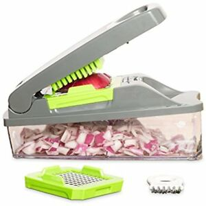 Pro Multi Onion Vegetable Fruit Cheese Chopper Dicer Kitchen Cutter REDUCE TEARS