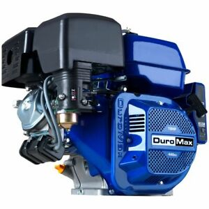 DuroMax XP18HPE 440cc 3600 RPM 1 Electric Start Horizontal Gas Powered Engine $379.00