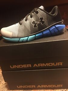 UNDER ARMOUR Boys Youth X Level Scramjet Sneaker size 13