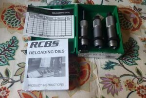 RCBS Three Die Sets .45-70 4570 Government - 20904
