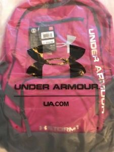 NEW  Under Armour Storm Hustle II Backpack 18