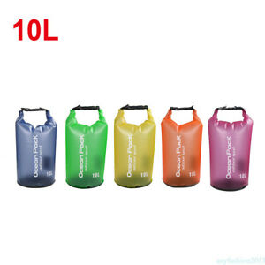 Outdoor Backpack Kayak Ocean Pack Waterproof Dry Bag Sack Multi ColorSize VE2