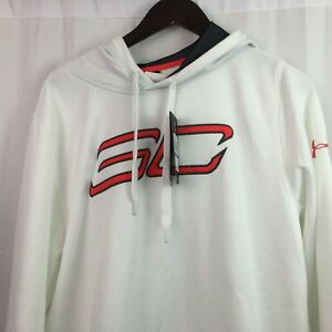NWT UNDER ARMOUR SC 30 MENS ESSENTIAL HOODIE SWEATSHIRT 1276483-100 SIZE XL tall
