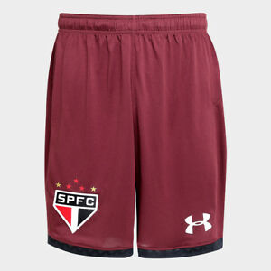 Sao Paulo Third Soccer Football Shorts Jersey 2017 2018 - Under Armour Brazil