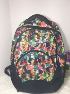 Under Armour Multi-colored Oversized Protego 5 Pocket Backpack