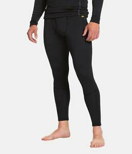 NWT MENS UNDER ARMOUR BLACK 4.0 BASE LAYER COLD GEAR FITTED LEGGINGS PANTS 3XL