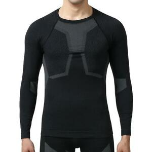 Men Ski Thermal Underwear Set Boy Quick Dry Funktion Compression Fitness Suits