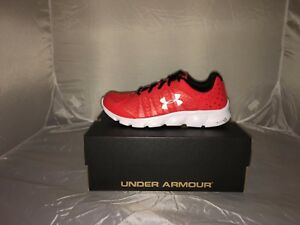 Under Armour Boys Grade School Micro G Assert 6 Shoe - Size 6Y