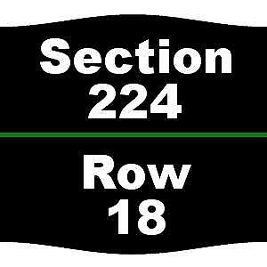 8 Tickets Washington Nationals at Chicago Cubs (Cubs Shirt) 81018 Wrigley Fiel