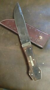 Antique Vintage Will & Finck San Francisco California Bowie Knife 1889