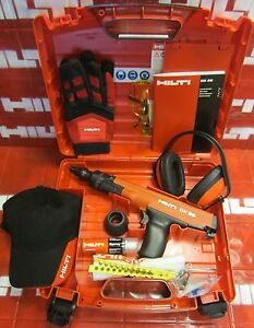HILTI DX 36, BRAND NEW, FREE EXTRAS, STRONG, ORIGINAL, THE BEST, FAST SHIPPING
